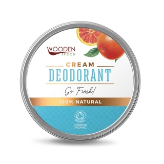 Cream Deodorant Go Fresh!
